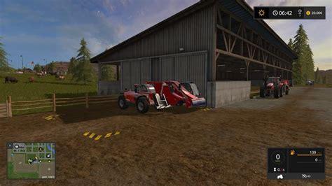 mod game farm savegame dairy farm v1 0 ls17 farming simulator 17