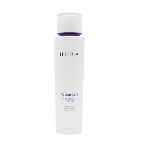aquabolic essential water hera aquabolic essential water 150ml hera skin