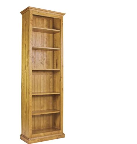 pine bookcases solid pine bookcases open bookcase