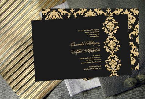 black and gold wedding invitation wedding colors black and gold 27 desktop wallpaper hdblackwallpaper
