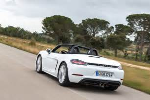 Who Makes Porsche Porsche Makes 17 250 On Every Car It Sells Motor Trend