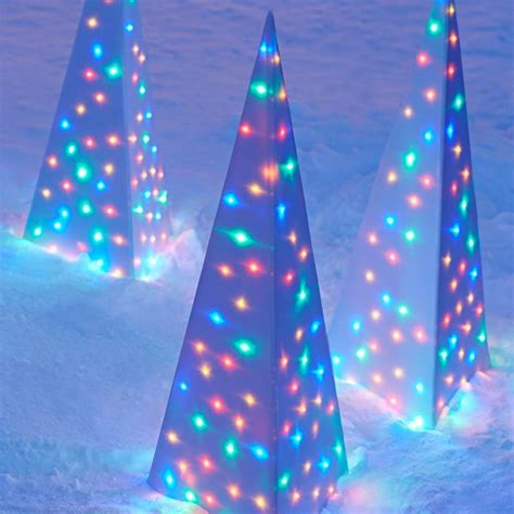 Diy Led Decoration by 17 Best Images About Outdoor Decorations On