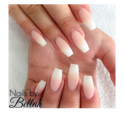 7 Tips On Model Nails by Ombre Tip Nail Ombre