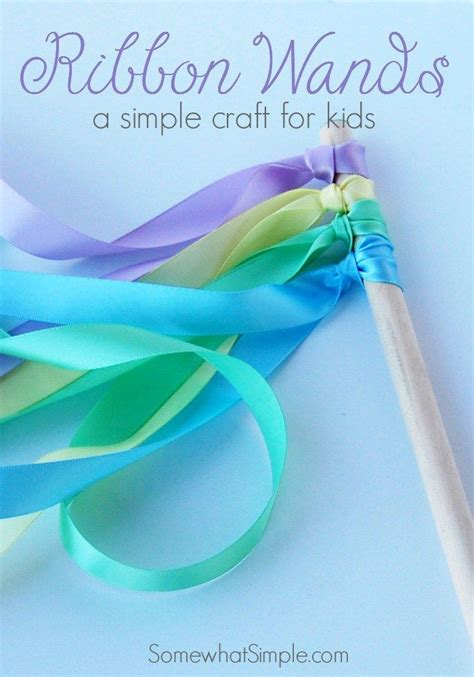 and easy crafts for ribbon wands ribbon wands wand and easy diy crafts