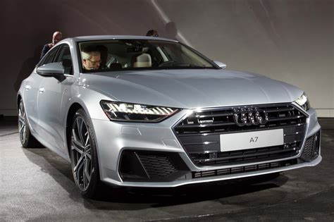 New Audi A7 2018 by 2018 Audi A7 Sportback Revealed Photos 1 Of 24