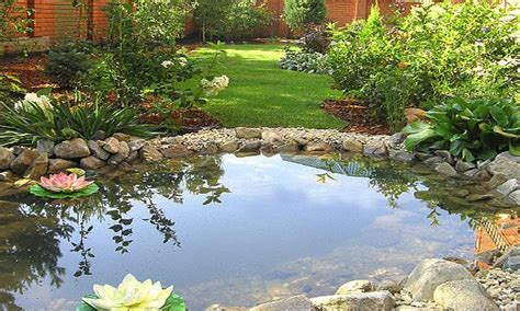 Backyard Coy Ponds by Triyae Feng Shui Backyard Pond Various Design