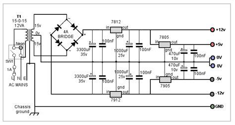 transformer rectifier diagram wiring diagram schemes