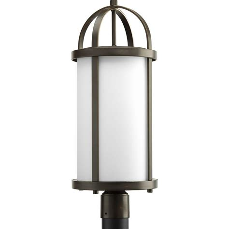 landscape lighting accessories progress lighting residence collection 1 light antique bronze outdoor post lantern p6452 20