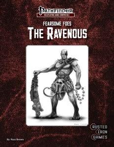ravenous series 1 fearsome foes volume i the ravenous