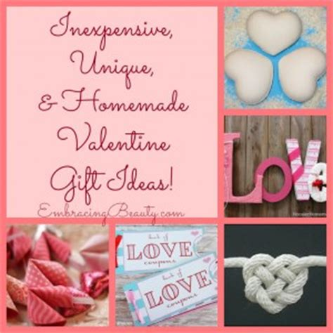 unique valentines gift ideas for inexpensive unique gift ideas