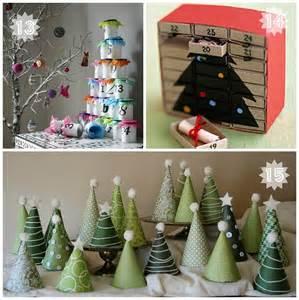 Gorgeous Christmas Trees - diy dienstag adventskalender gro 223 stadtprinzessin
