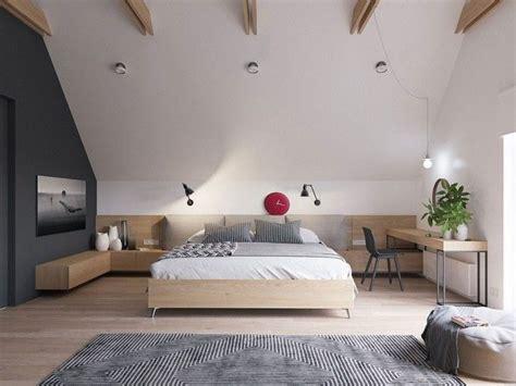 schräge im schlafzimmer gestalten ger 228 umiges schlafzimmer mit dachschr 228 ge gef 228 llt mir in