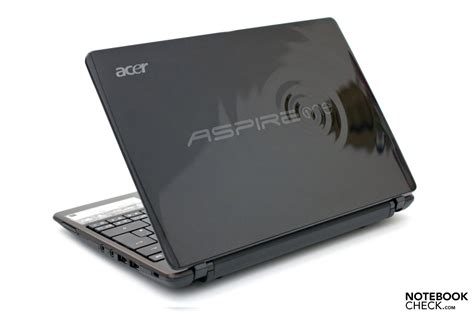 Laptop Acer Aspire One 722 review acer aspire one 722 netbook notebookcheck net reviews