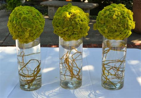 deko ideen glasvasen glasvasen dekorieren 21 ideen f 252 r mehr fr 252 hling zu hause