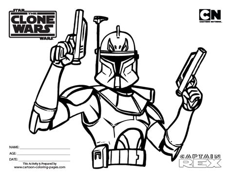 Clone Wars Coloring Sheets Wars The Clone Wars Coloring Pages
