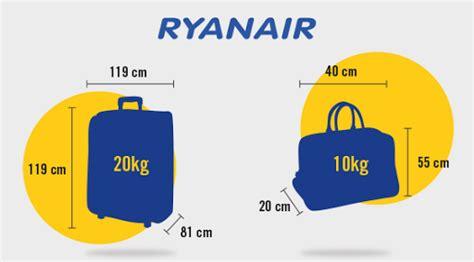 equipaje de mano con ryanair ryanair cobrar 225 por el equipaje de mano