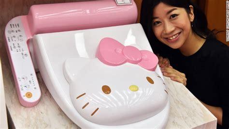 hello kitty bathroom accessories bathroom accessories 6 ways hello kitty rakes in the big bucks cnnmoney