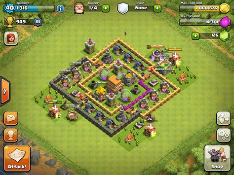 clash of clans th6 farming base quotes thread your best th5 farming bases quotes