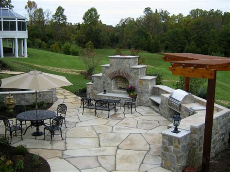How To Design A Patio Patio Designs The Key Element To Enhance And Accessorize The Outdoor Environment Interior