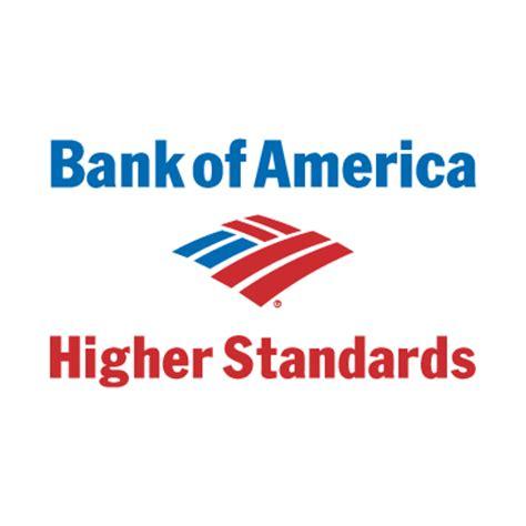 finance bank of america bank of america eps vector logo