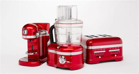 kitchen aid small appliances small appliance suites give kitchens a sweet look
