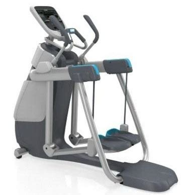 precor commercial series adaptive motion trainer with open precor amt 835 with open stride adaptive motion trainer w