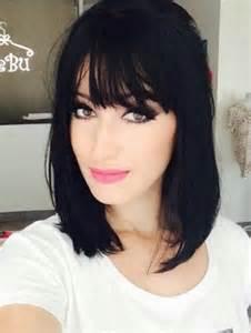 coupes cheveux mi longs tendance 2016 la coupe carr 233 e