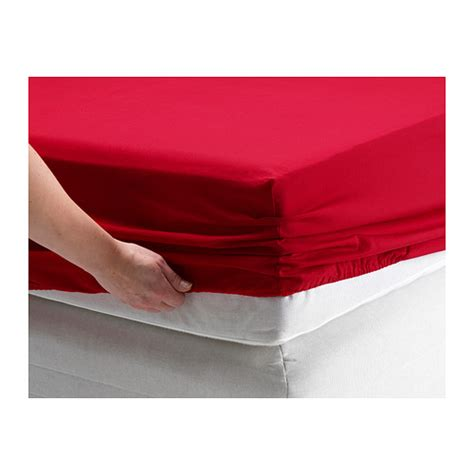 Will Regular Sheets Fit Sleep Number Bed Dvala Fitted Sheet 150x200 Cm Ikea