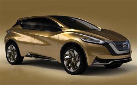 Nissan Murano 2020 Model by 2019 Nissan Murano Concept 2019 2020 Nissan Models