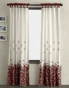 These are the curtains i chose i normally don t lean toward red but