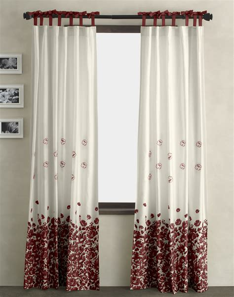 Curtains On A Window Discount Panel Window Curtains Curtain Design