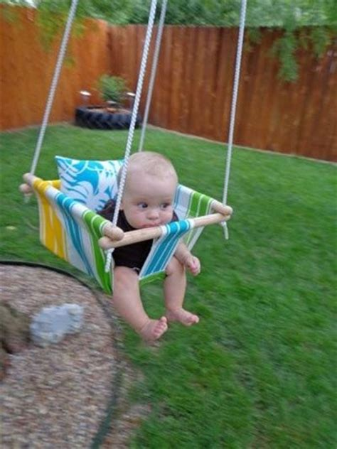 diy child swing one sassy housewife diy baby swing babies things