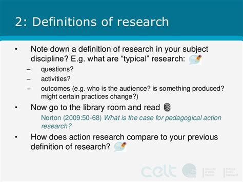 design definition research action research