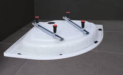 come installare piatto doccia piatto doccia guida all installazione bagno