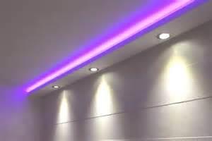 abgehängte gk decke yarial indirekte beleuchtung knauf interessante