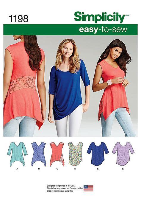 Contrast V Neck Knit Top misses v neck knit top pattern has sleeve variations