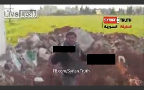 bbc news face to face with abu sakkar syrias heart eating video of syrian rebel eating soldier s heart goes viral