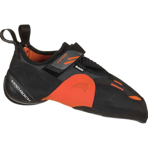 rock climbing shoes mad rock shark climbing shoe backcountry