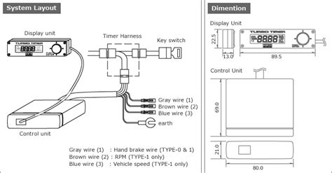 greddy turbo timer wiring diagram efcaviation