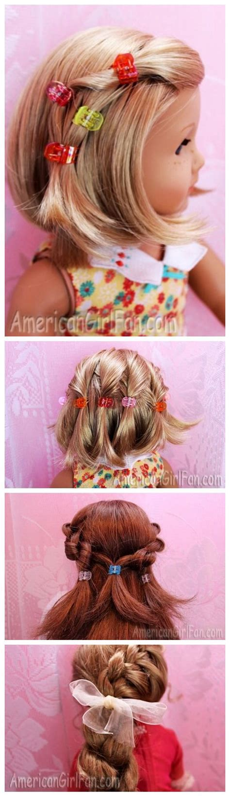 americangirlfan doll hairstyles 25 best ideas about american girl hairstyles on pinterest
