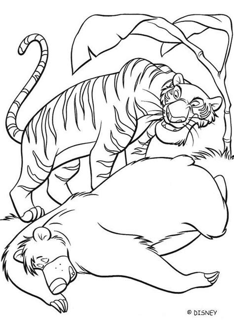 jungle book coloring pages pdf disney the jungle book coloring pages 37 disney