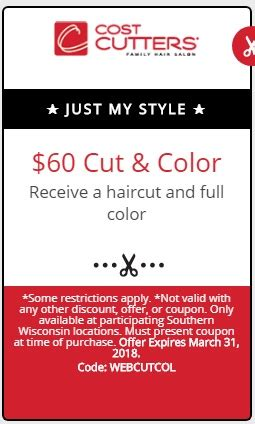 haircut coupons durham nc cost cutters price list user manuals
