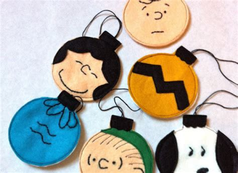 charlie brown christmas crafts craft ideas brown tree ornaments huffpost