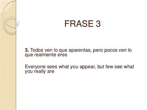 imagenes en ingles y su significado en español frases en ingles traducidas a espa 241 ol