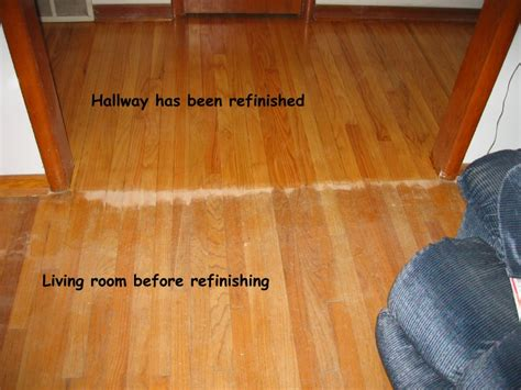 Refinished Hardwood Floors Before And After Refinish Hardwood Floors Refinish Hardwood Floors Before And After