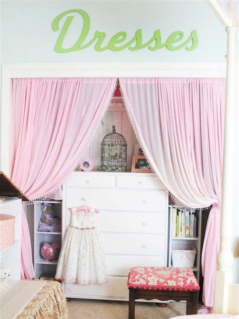 closet curtain ideas for bedrooms closet curtain kids room for the kids pinterest