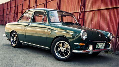 volkswagen type  notchback  brought   life