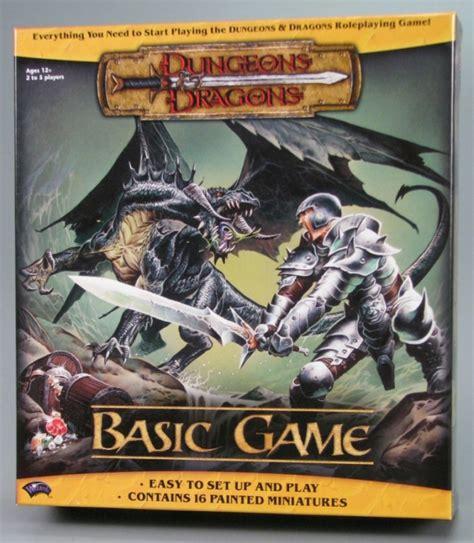 dungeons and dragons gioco da tavolo gioco da tavolo dungeons dragons 3a edizione scatola base