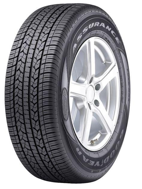 Goodyear Gift Card Balance - goodyear assurance cs fuel max 265 65r17 112t bw all season tire automotive