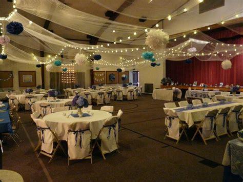 Wedding reception LDS Cultural Hall   Wedding ideas